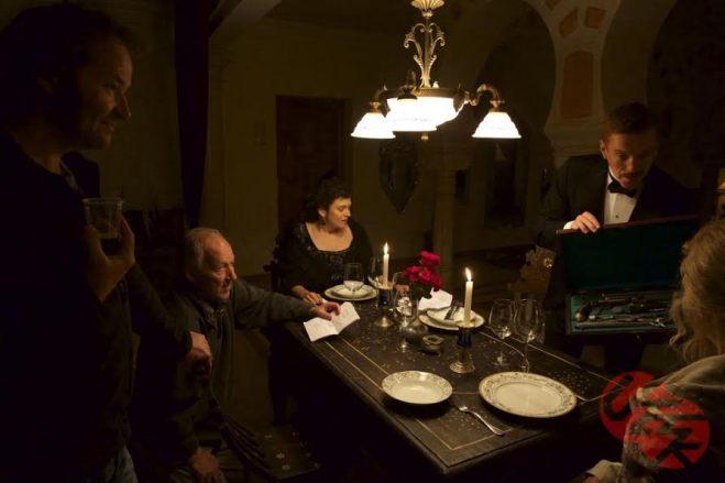 Damian Lewis Nicole Kidman Werner Herzog Queen of the Desert