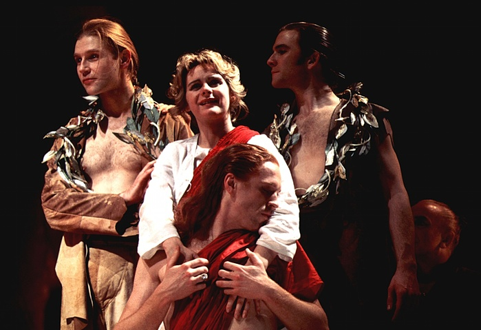 Cymbeline 1997 - Royal Shakespeare Company, source: The Guardian