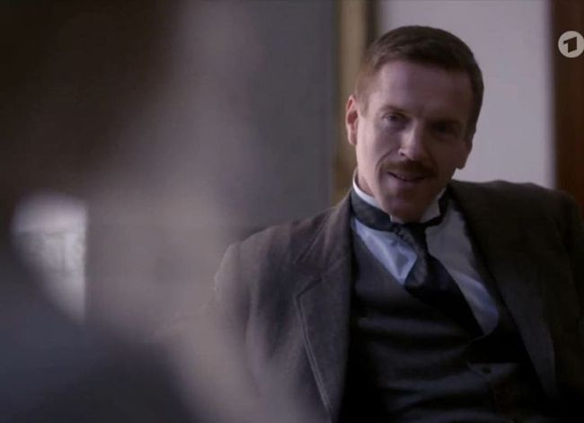 Damian Lewis, Charles Doughty-Wylie, Queen of the Desert