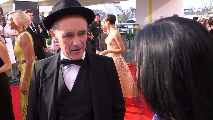 Mark Rylance, BAFTA, Wolf Hall