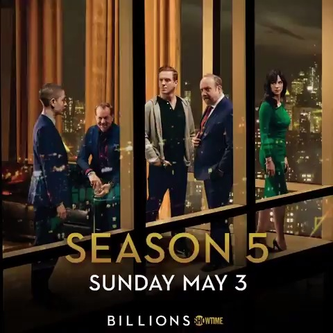 Billions Season 5: Expectations, Things We'd Like To See (or not!) and a Fantasy or Two!!