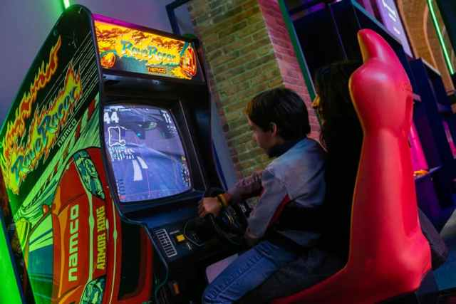 game on arcade