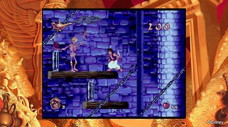 disney classics Aladdin
