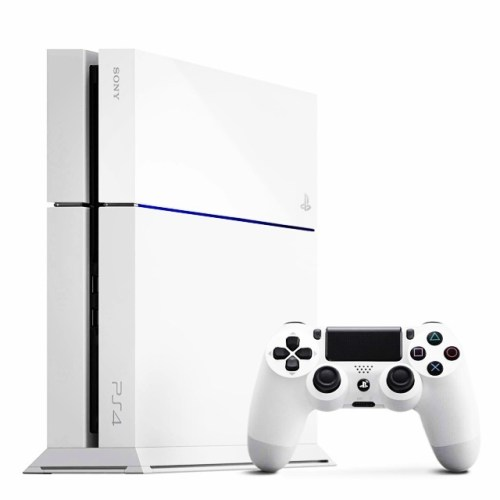 E3: La #Ps4 blanca (Pack Unity) Parece otra consola