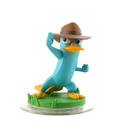 Agent P Phineas y Ferb aterrizan a Disney Infinity