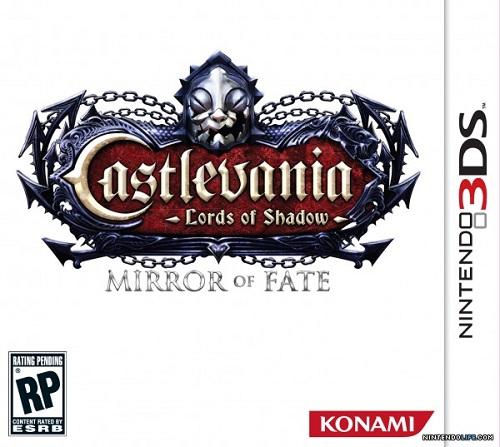 CASTLEVANIA MIRROR OF FATE Castlevania Mirror of Fate saldrá el 7 de marzo de 2013