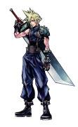 Cloud Dissidia Final Fantasy
