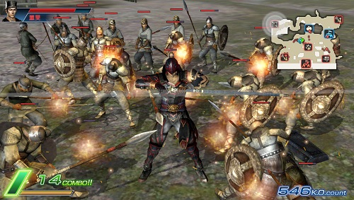 Dynasty Warriors Next playstation plus