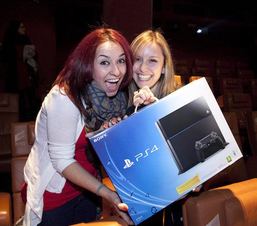 PS4 ventas