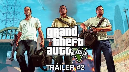 GTA 5 trailer #2