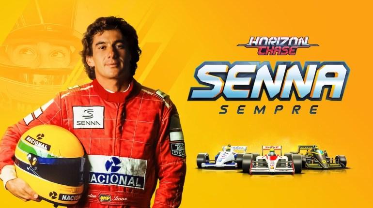 Horizon Chase Senna Forever