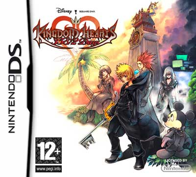 Kingdom Hearts Nintendo Ds