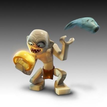 LEGO El Señor de los Anillos Gollum