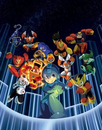 Mega Man Legacy Collection Sección Retro: Ya disponible Mega Man Legacy Collection