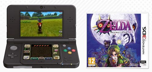 NEW 3DS New Nintendo 3DS: Por fin en España