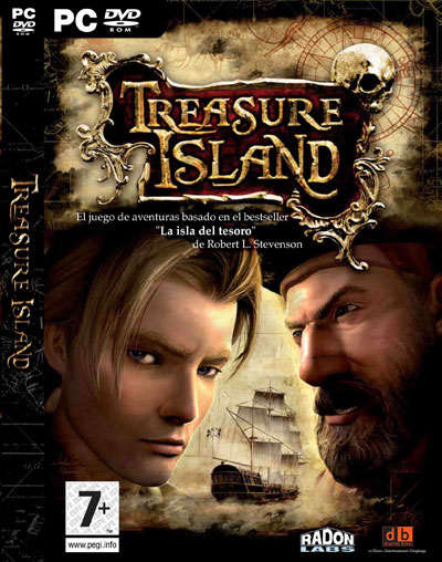 Aventura gráfica treasure island Pc