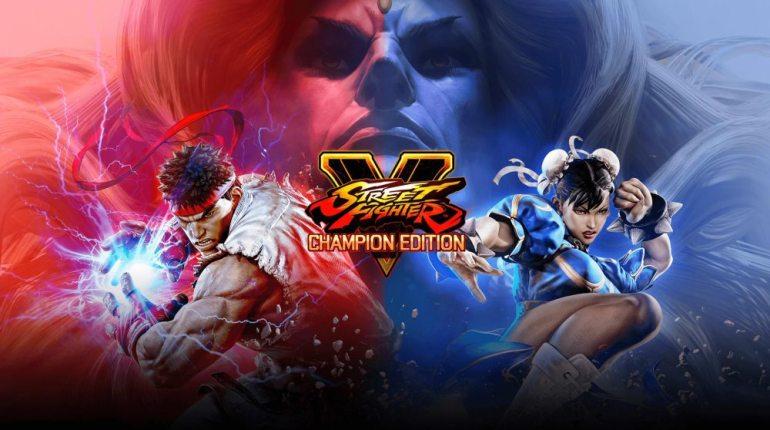 SFV Champion Edition