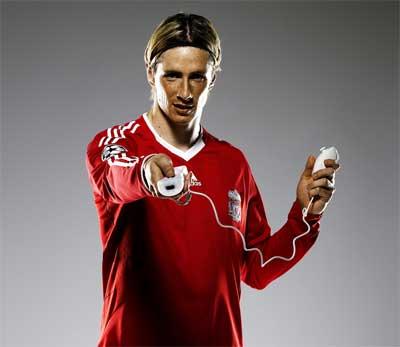 pes 2010 Wii Fernando-Torres