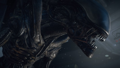 el terror de alien isolation