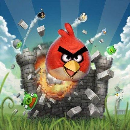 angry birds descarga Angry Birds: 6,5 millones de descargas el día de Navidad