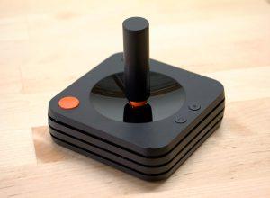 ataribox pad Ataribox Joystick: ¡Más retro imposible!