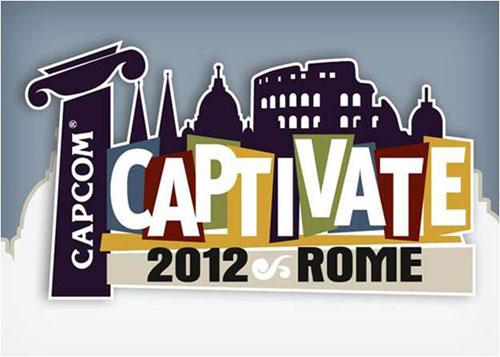 captivate 2012 capcom Jugosas novedades de Capcom en Captivate 2012