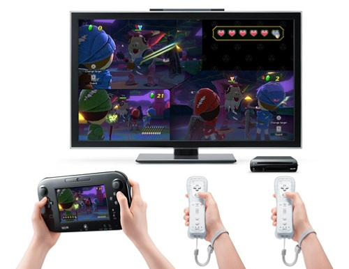 detalels WII U Ya está aquí la nueva Wii U
