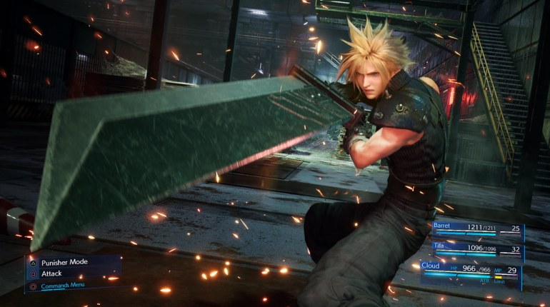 ffvii remake demo