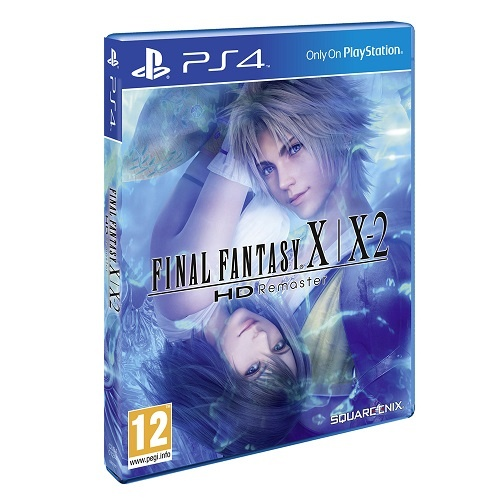 final fantasy 10 ps4