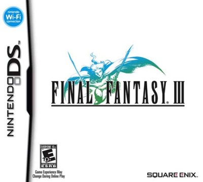 final fantasy iii nintendo ds
