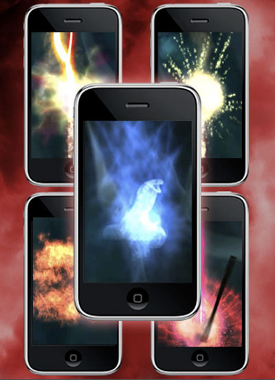 harry potter spells iphone ipod touch