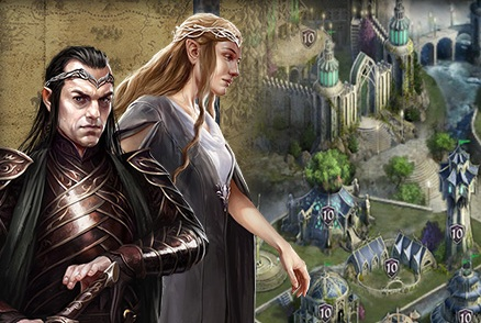 hobbit kingdom appstore The Hobbit Kingdoms of Middle-earth: Disponible para dispositivos móviles