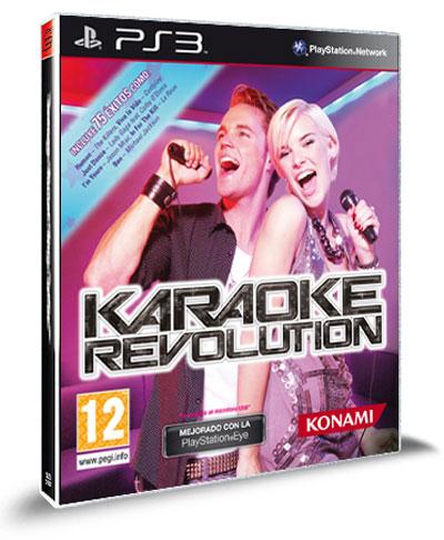 karaoke Parche Karaoke Revolution: Disponible en la pstore 43 canciones descargables a 0'99€ cada una