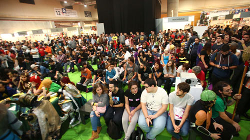 madridGAMING 1 Madrid Gaming Experience 2017: del 27 al 29 de octubre
