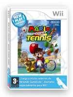 Mario Power Tenis: Nuevo juego New Play Control para Wii