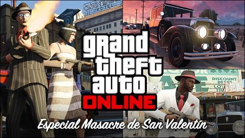masacre san valentin GTA