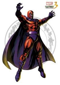 magneto marvel versus capcom 3