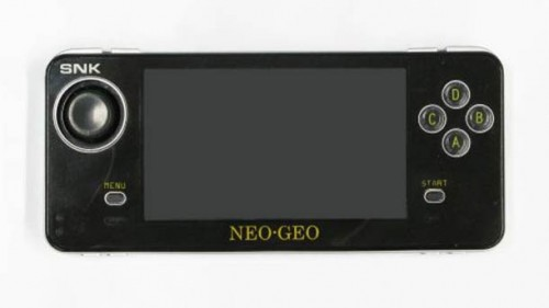 neo geo keitai portable e1327582520785 Neo-Geo Keitai: SNK prepara una nueva portátil