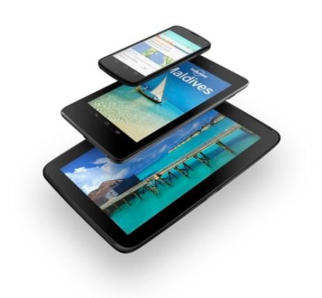 nuevos nexus diferentes tamaños El nuevo Nexus de Google disponible en tres tamaños distintos
