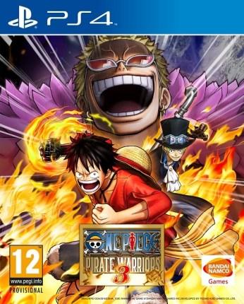 pirate warriors ps4 One Piece Pirate Warriors 3 tiene muy buena pinta