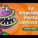 planta carnívora pvz2 Plants Vs Zombies 2: Primeros detalles del sexto mundo