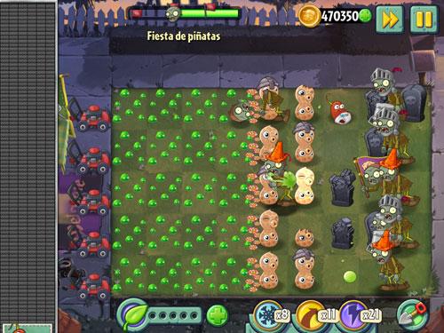 plants vs zombies 2 edad oscura