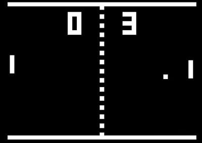 pong Industria del videojuego: las ventas en el Reino Unido superan a las del cine