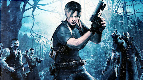 resident evil 4 HD ps4 xbox one