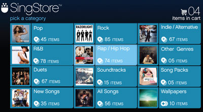 sing packs singstar
