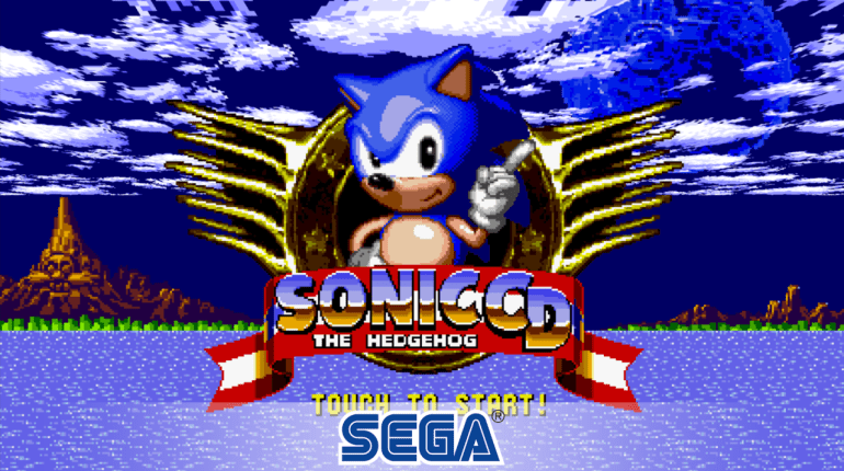 sonic cd ios android