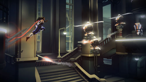 strider PS4 2014