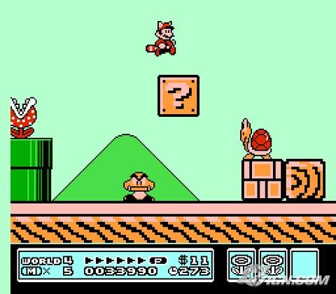 super mario 3 NES