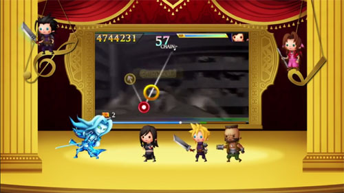 theatrhythm Final Fantasy VII