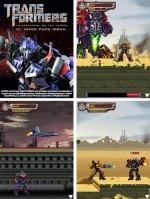 Transformers La venganza de los Caídos: Disponible el videojuego oficial para móviles
